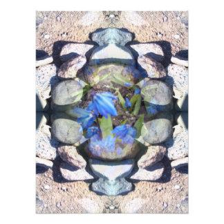Kaleidoscope. Stones Photographic Print