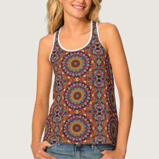 Kaleidoscope Tank Top