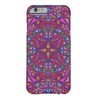Kaleidoscope tutti colori barely there iPhone 6 case