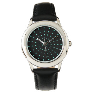 Kaleidoscope Watch Unisex Customizable