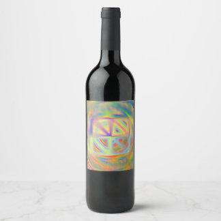 Kaleidoscope Wine Label