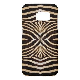 Kaleidoscope Zebra Fur Pattern
