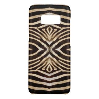 Kaleidoscope Zebra Fur Pattern Case-Mate Samsung Galaxy S8 Case