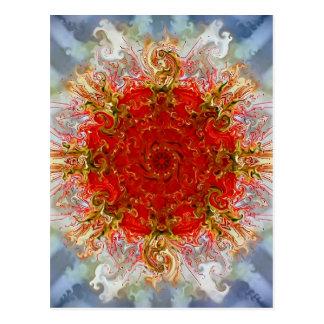 Kaleidoscopes Postcard