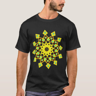 Kaleidoscopic 110714(13) T-Shirt