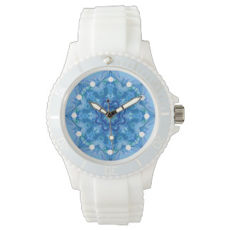 Kaleidoscopic Blue Watch