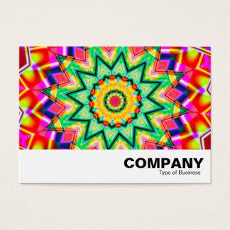 Kaleidoscopic Business Card