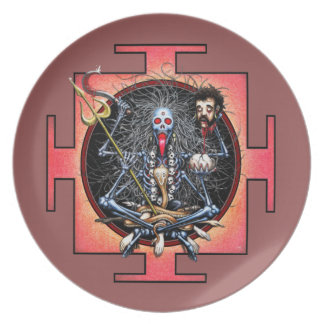 Kali Party Plate