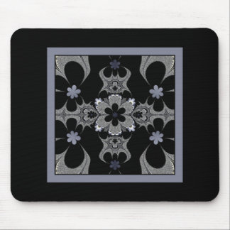 kali's flowers mouse pad