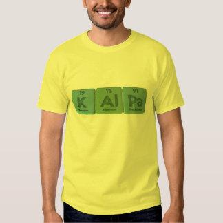 Kalpa-K-Al-Pa-Potassium-Aluminium-Protactinium.png Tee Shirt