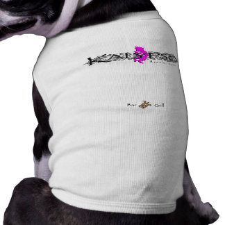 Kalypso Kane Island Floral Sleeveless Dog Shirt