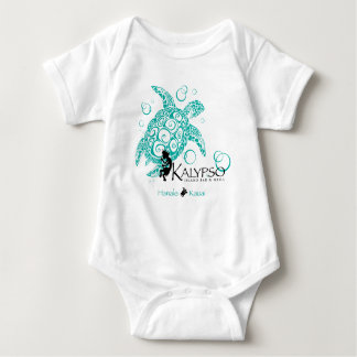 Kalypso Sea Turtle Baby Bodysuit