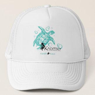 Kalypso Sea Turtle Trucker Hat