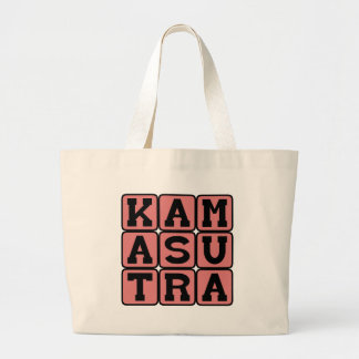 Kama Sutra Adult Instruction Manual Bags