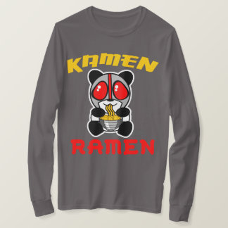 Kamen Ramen Long Sleeve T-Shirt