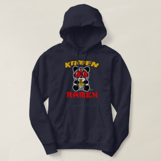 Kamen Ramen Panda Hoodie