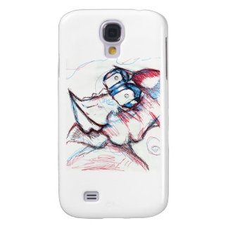 Kami Touched Samsung Galaxy S4 Cover