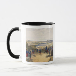 Kamiesch, plate from 'The Seat of War in the East' Mug