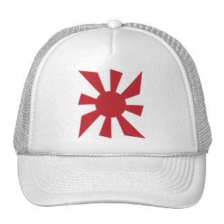 KAMIKAZE 神風 TRUCKER HATS