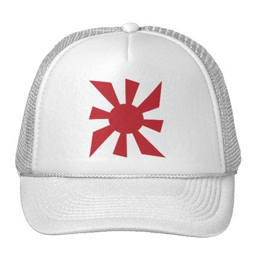 KAMIKAZE(神風) TRUCKER HATS
