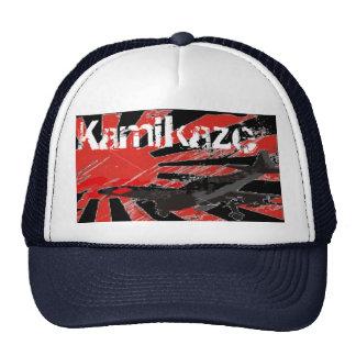 Kamikaze Bomber Japanese Rising Sun Hat - Custom