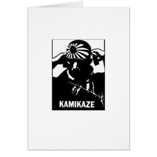 Kamikaze Card