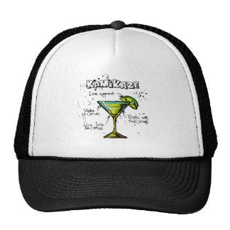 Kamikaze Cocktail Recipe Cap