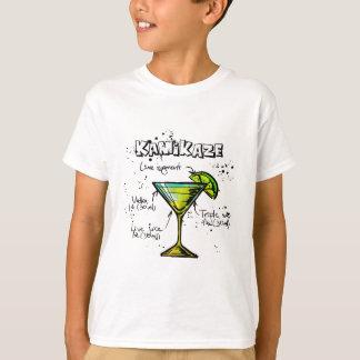 Kamikaze Cocktail Recipe T-Shirt