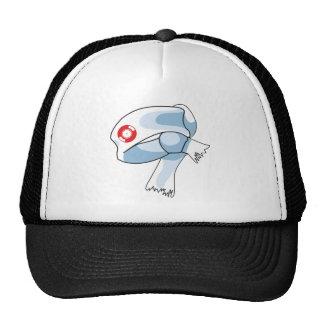 kamikaze trucker hat
