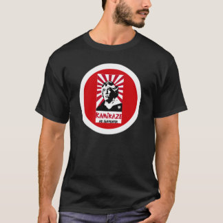 Kamikaze  No Surrender T-shirt