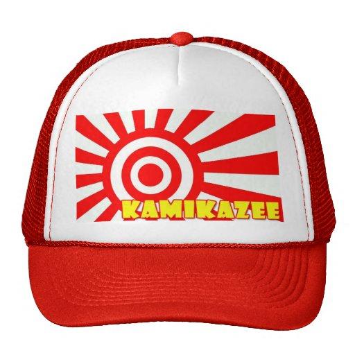 kamikaze paintball trucker trucker hats