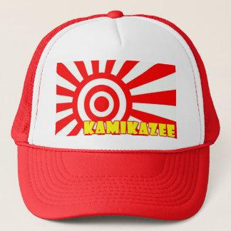 kamikaze paintball trucker trucker hat