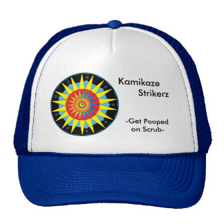 Kamikaze Strikerz Hat 2