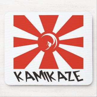 Kamikaze Surf Mouse Pad
