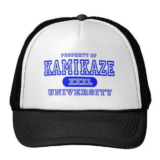 Kamikaze University Hats