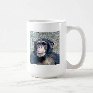 Kamil Abi - Chimpanzee Coffee Mug