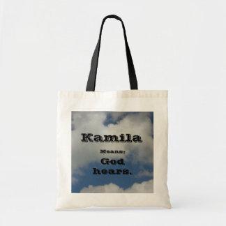 Kamila Tote Bag