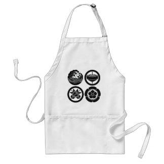 kamons standard apron