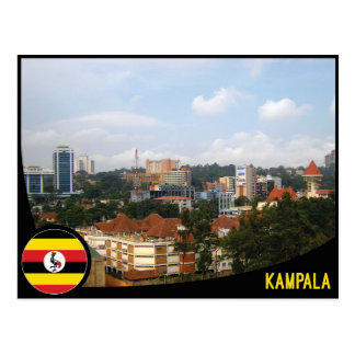 Kampala - Uganda Postcard