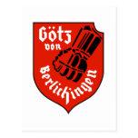 Kampfgeschwader 2 6.KG 2 Post Card