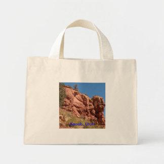 Kanab, Utah Mini Tote Bag