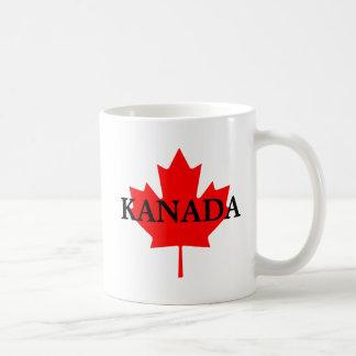 Kanada Basic White Mug