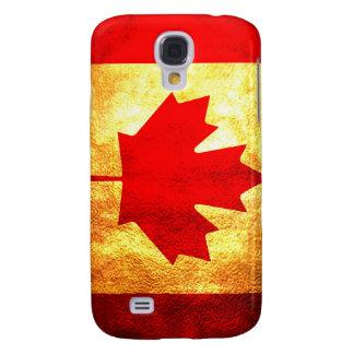 kanada flag galaxy s4 case