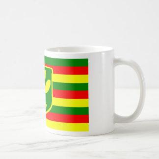 Kanaka Maoli - Native Hawaiian Flag Basic White Mug