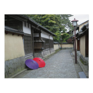 Kanazawa, Ishikawa Prefecture, Japan Postcard