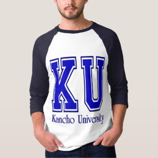 Kancho University - blue T-Shirt