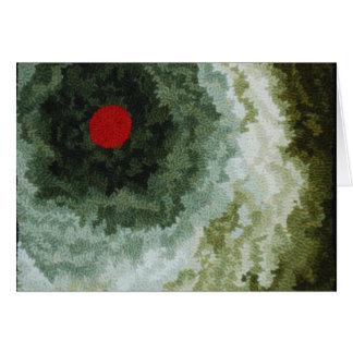 Kandinsky Abstract art Card