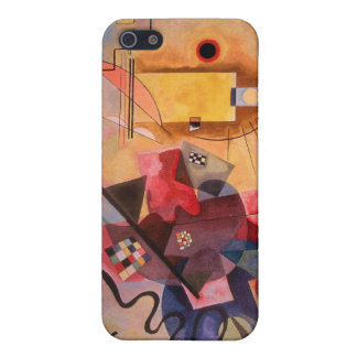 Kandinsky Abstract art iPhone 5/5S Cases