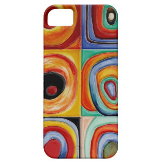 Kandinsky Abstract Art iPhone 5 Case