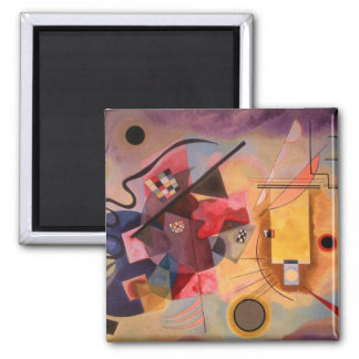 Kandinsky Abstract art Magnet